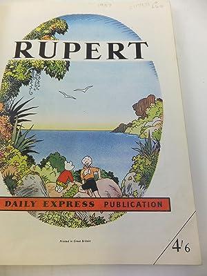 RUPERT ANNUAL 1957: Bestall, Alfred