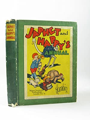 JAPHET AND HAPPY'S ANNUAL 1941: Horrabin, J.F.