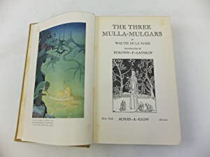 THE THREE MULLA-MULGARS: De La Mare, Walter