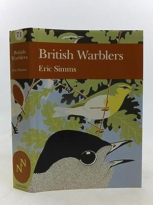 BRITISH WARBLERS (NN 71): Simms, Eric