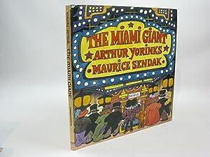 THE MIAMI GIANT: Yorinks, Arthur