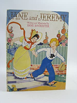 JANE AND JEREMY: Rochester, Anne