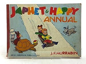 JAPHET AND HAPPY ANNUAL 1951: Horrabin, J.F. &