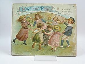 KISS IN THE RING A BOOK OF: Mack, Robert Ellis