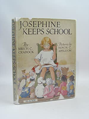 JOSEPHINE KEEPS SCHOOL: Cradock, Mrs. H.C.