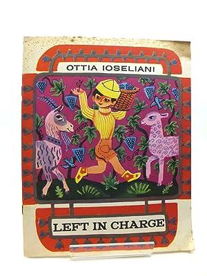 LEFT IN CHARGE: Ioseliani, Ottia