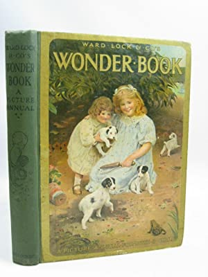 WARD LOCK & CO'S WONDER BOOK 1920: Golding, Harry &