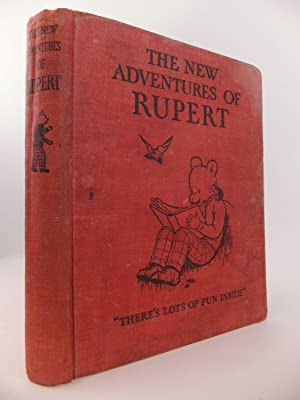RUPERT ANNUAL 1936 - THE NEW ADVENTURES: Bestall, Alfred