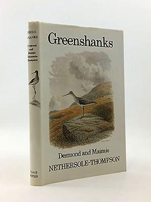GREENSHANKS: Nethersole-Thompson, Desmond &