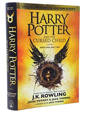 Harry potter and the cursed child 8th book