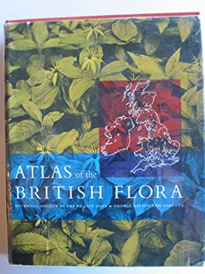 ATLAS OF THE BRITISH FLORA: Perring, F.H. & Walters, S.M.
