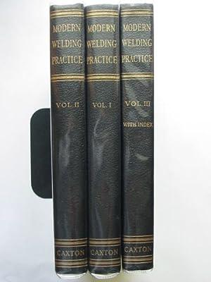MODERN WELDING PRACTICE: Oates, J.A.