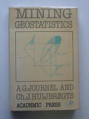 MINING GEOSTATISTICS: Journel, A.G. &
