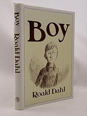Roald Dahl Boy First Edition Abebooks