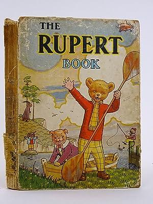 RUPERT ANNUAL 1941 - THE RUPERT BOOK: Bestall, Alfred