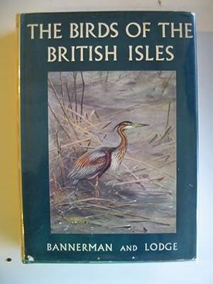 THE BIRDS OF THE BRITISH ISLES (VOLUME VI): Bannerman, D.A.