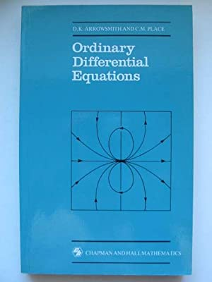 ORDINARY DIFFERENTIAL EQUATIONS: Arrowsmith, D.K. &