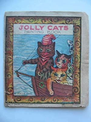 JOLLY CATS PAINTING BOOK