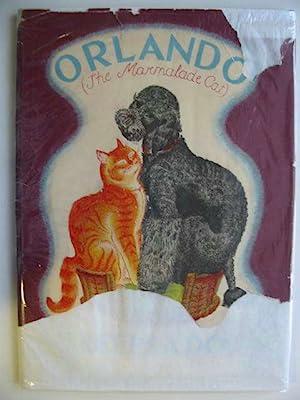 ORLANDO (THE MARMALADE CAT) KEEPS A DOG: Hale, Kathleen