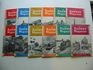 THE RAILWAY MAGAZINE VOL 105