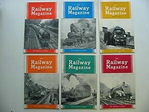 THE RAILWAY MAGAZINE VOL 101