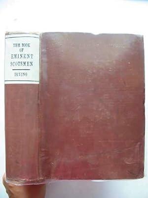 THE BOOK OF SCOTSMEN: Irving, Joseph