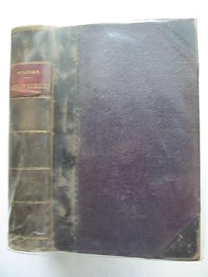 CHEMISCHEN TECHNOLOGIE 1868: Wagner, Johannes Rudolf