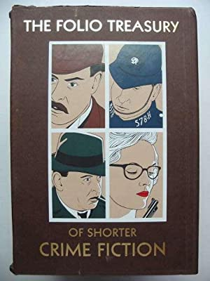 THE FOLIO TREASURY OF SHORTER CRIME FICTION: Heald, Tim & Bradbury, Sue