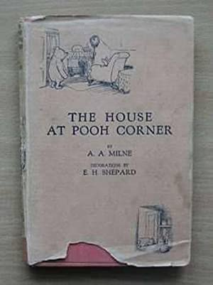 THE HOUSE AT POOH CORNER: Milne, A.A.
