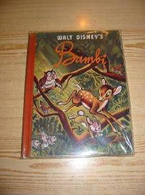 WALT DISNEY'S BAMBI: Disney, Walt & Salten, Felix