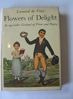 FLOWERS OF DELIGHT: De Vries, Leonard