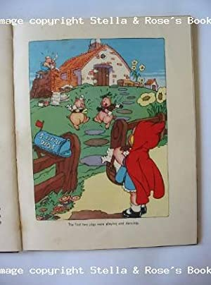 THE BIG BAD WOLF AND LITTLE RED RIDING HOOD: Disney, Walt
