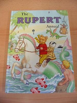 RUPERT ANNUAL 2001: Robinson, Ian