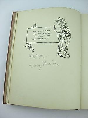 A BOOK OF OLD BALLADS: Nichols, Beverley