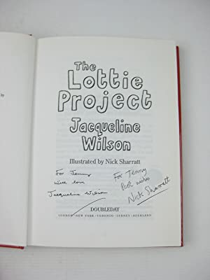 THE LOTTIE PROJECT: Wilson, Jacqueline