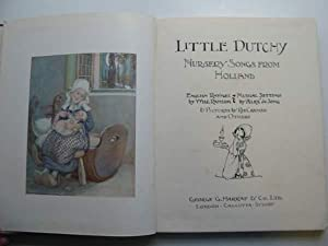 LITTLE DUTCHY - NURSERY SONGS FROM HOLLAND: Ransom, Will