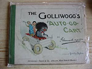 THE GOLLIWOGG'S 'AUTO-GO-CART': Upton, Bertha