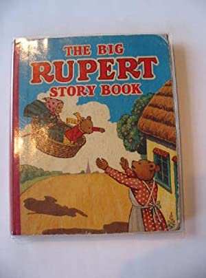 THE BIG RUPERT STORY BOOK: Tourtel, Mary