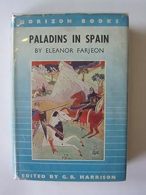 PALADINS IN SPAIN: Farjeon, Eleanor
