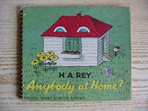 ANYBODY AT HOME?: Rey, H.A.