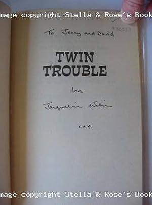 TWIN TROUBLE: Wilson, Jacqueline
