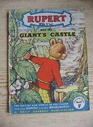 RUPERT ADVENTURE SERIES No. 29 - RUPERT AND THE GIANT'S CASTLE: Bestall, Alfred