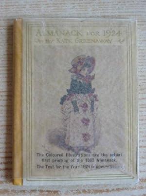 ALMANACK FOR 1924