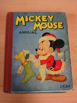 MICKEY MOUSE ANNUAL 1946 FOR 1947: Disney, Walt