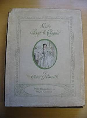SHE STOOPS TO CONQUER: Goldsmith, Oliver