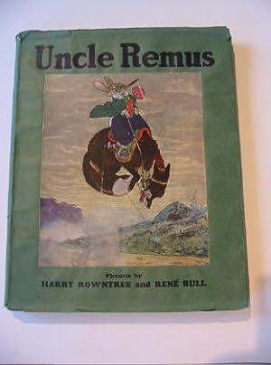 UNCLE REMUS OR THE STORY OF MR.: Harris, Joel Chandler