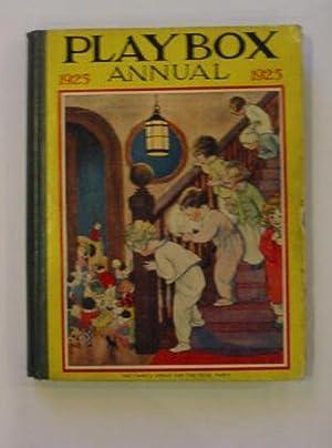 PLAYBOX ANNUAL 1925