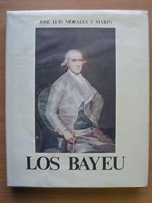 LOS BAYEU: Marin, Jose Luis Morales Y.
