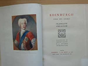 EDINBURGH AND ITS STORY: Smeaton, Oliphant