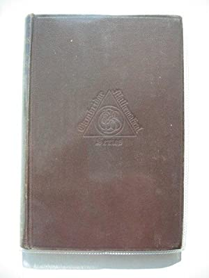 THE ELEMENTS OF HYDROSTATICS: Jessop, C.M. & Caunt, G.W.